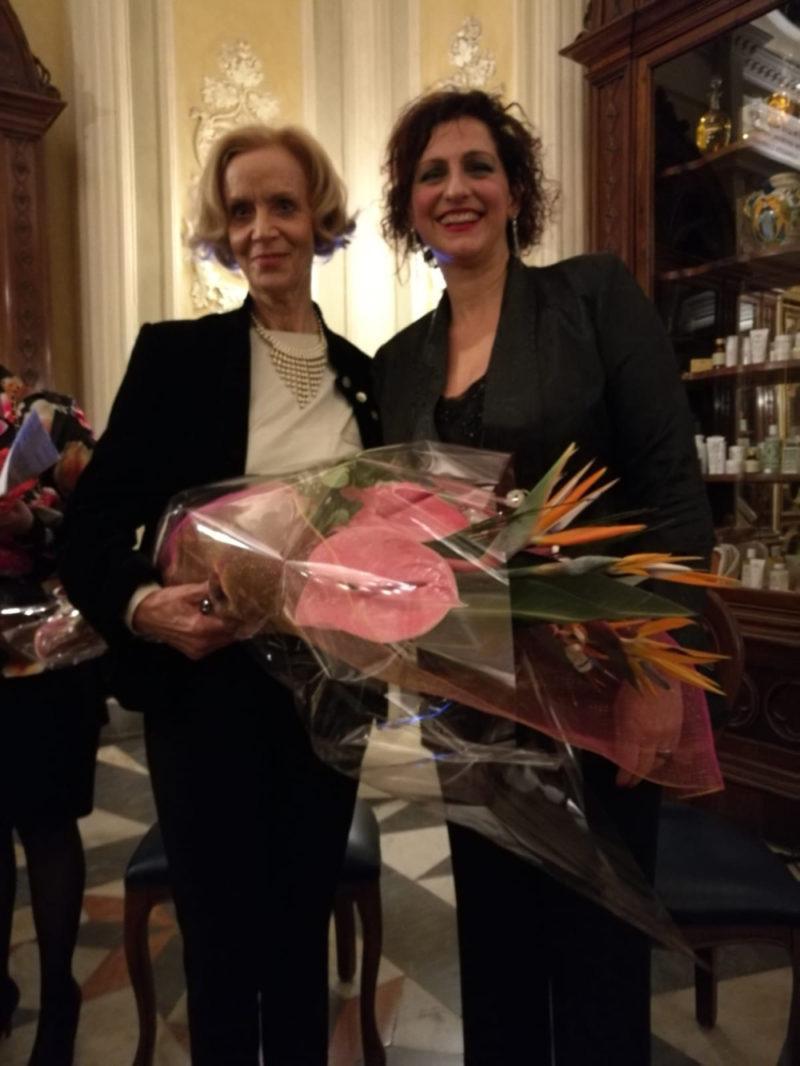 Daniela Dolce e Lucia Poli
